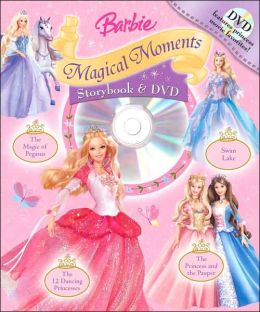 Barbie Magical Moments: Storybook and Dvd