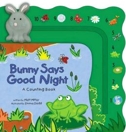 Bunny Says Good Night: A Counting Book