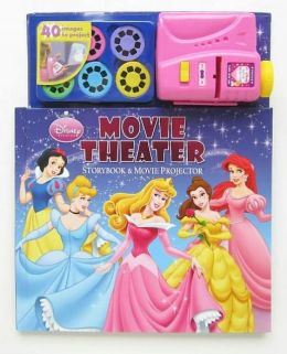 Disney Princess Movie Theater (revised)