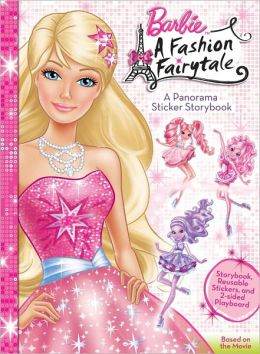 Barbie In A Fashion Fairytale By Reader 39 S Digest 9780794420048 Sticker Book Barnes Noble