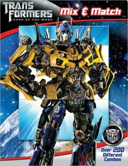 Transformers Dark of the Moon Mix & Match