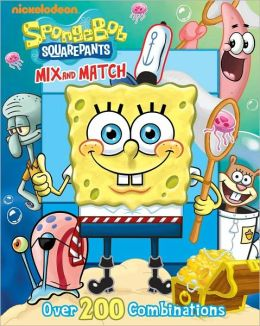 SpongeBob Mix & Match