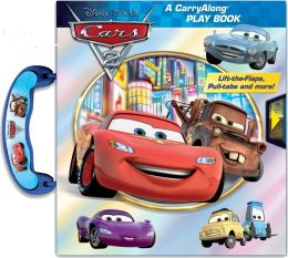Cars 2 CarryAlong Play Book