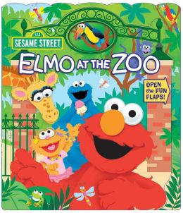 Sesame Street Elmo at the Zoo