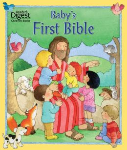 Baby's First Bible: with audio recording