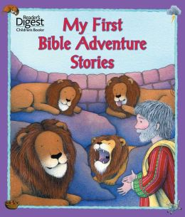 My First Bible Adventure Stories: with audio recording