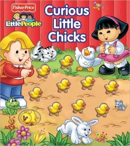 Fisher Price Little People Curious Little Chicks