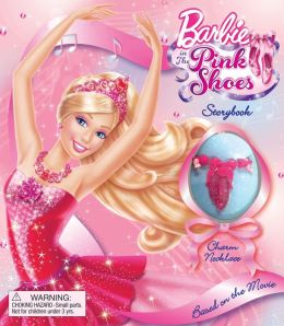 Barbie in the Pink Shoes: Storybook and Bracelet