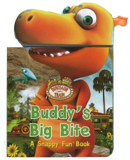 Dinosaur Train Buddy's Big Bite