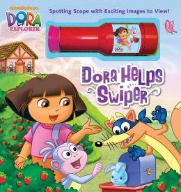 Dora Helps Swiper