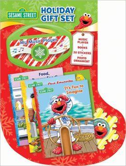 Sesame Street Holiday Gift Set