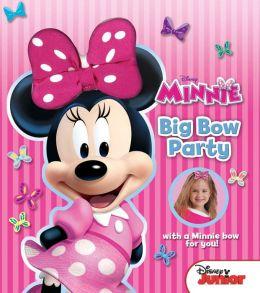 Disney Minnie's Big Bow Party