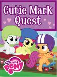 Book Cover Image. Title: My Little Pony:  Cutie Mark Quest, Author: Ruth Koppel