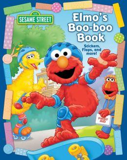 Sesame Street Elmo's Boo Boo Book