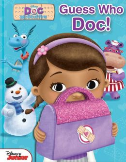 Disney Doc McStuffins Guess Who, Doc!