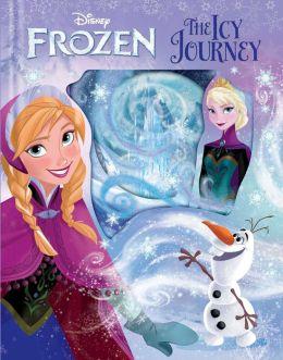 Disney Frozen The Icy Journey