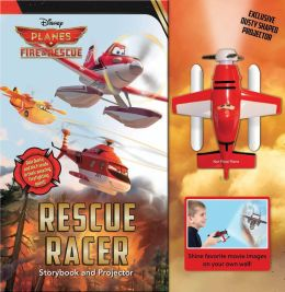 Disney Planes Fire & Rescue: Rescue Racer: Storybook with Movie Projector