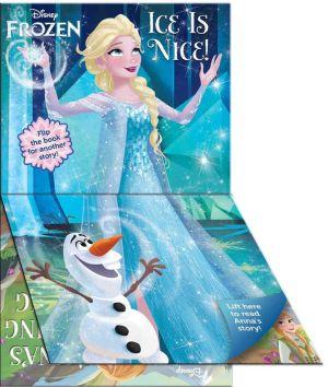 Disney Frozen: Ice is Nice / Anna's Spring Fling