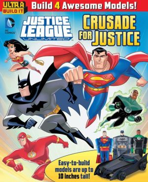 DC Justice League: Crusade for Justice