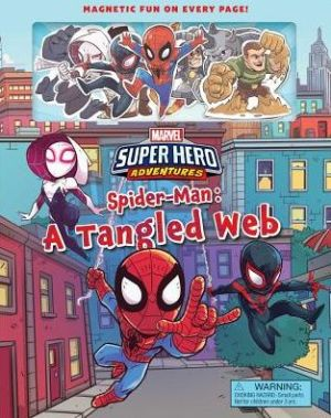 Marvel's Super Hero Adventures Spider-Man: A Tangled Web