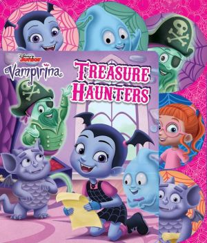 Disney Vampirina: Treasure Haunters: Sliding Tab