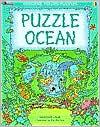 Puzzle Ocean (Usborne Young Puzzles Series)