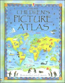 Mini Children's Picture Atlas
