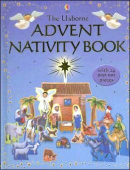 The Usborne Advent Nativity Book