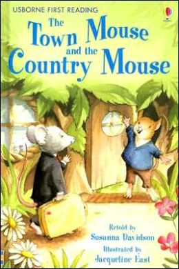 Town Mouse and the Country Mouse