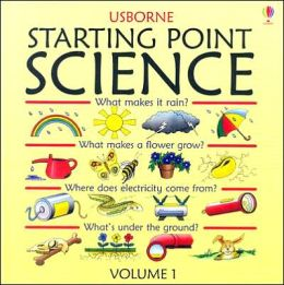 Starting Point Science: What Makes It Rain? / What Makes a Flower Grow? / Where Does Electricity Come from? / What's under the Ground?