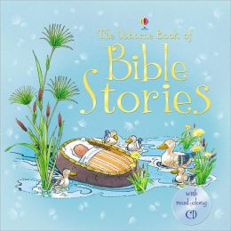 Book of Bible Stories with CD (Combined Volume)
