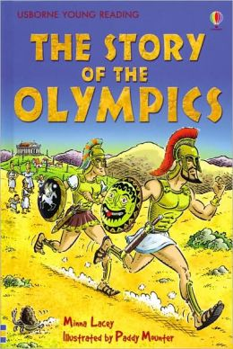 The Story of the Olympics (Usborne Young Reading Series) (Series Two)