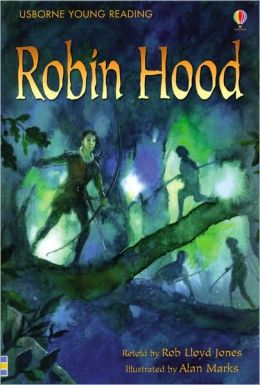 Robin Hood (Usborne Young Reading Series Two)