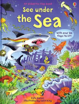 See Under the Sea (Usborne Flap Book Series)