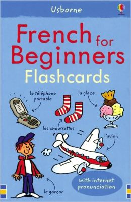 French for Beginner's Flashcards IR