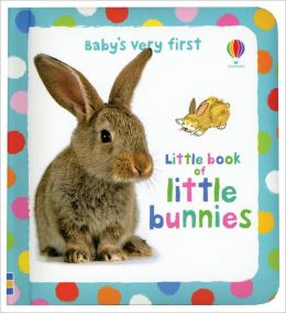 Baby's Very First Little Book of Bunnies