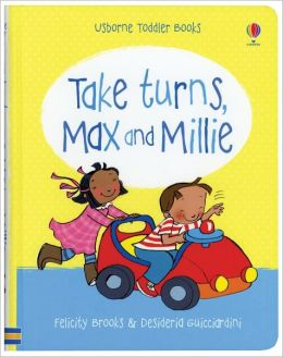 Take Turns, Max and Millie