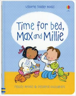 Time for Bed, Max and Millie
