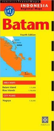 Batam Travel Map