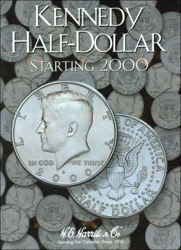 Kennedy Half-Dollar #3 Folder Starting 2000