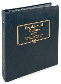 Presidential Dollars 2007 Album