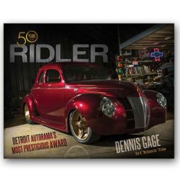 50 Years of the Ridler: Detroit Autorama's Most Prestigious Award