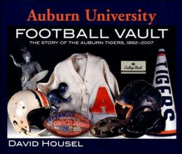 Auburn University Football Vault