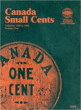 Canada Small Cents Vol1 1920-88