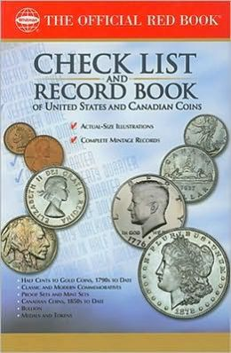 Check List and Record Book of US and Canadian Coins