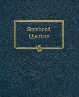 Statehood Quarters Album with Trust Territories & D.C.