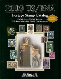 2009 US/BNA: Postage Stamp Catalog
