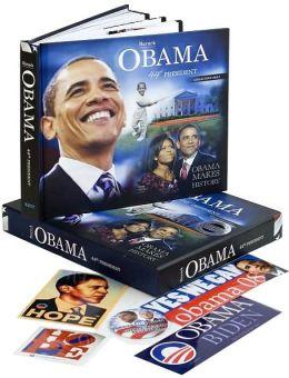 Barack Obama: 44th President Collector's Vault