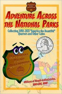 Adventure Across the States National Park Book