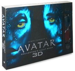Avatar Collectors Vault Book 3D